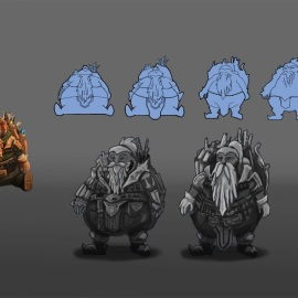 Merchant Character