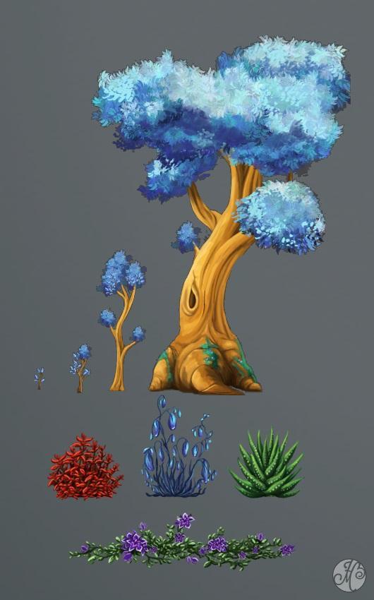 Foliage Assets